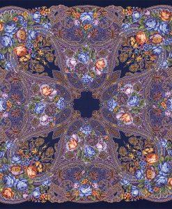 Шали из уплотненной шерстяной ткани (148×148)