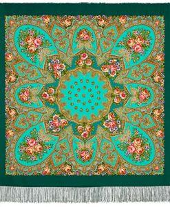 Платки шерстяные (146x146)