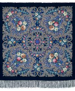 Платки шерстяные (125х125)